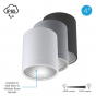 Image 2 of Alcon 11235-DIR LED Cylinder Ceiling Light