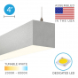 Image 2 of Alcon 12100-45-P Linear Commercial-Grade LED Pendant