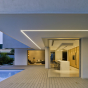 Image 4 of Alcon 12100-8-R Wet Location Recessed Linear LED Light