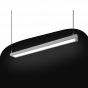 Alcon Lighting 11160 NLW Architectural LED Linear Wall Mount Direct/Indirect Light Fixture