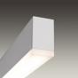 Image 1 of Alcon 12133 Slim Linear 5 FT Commercial-Grade LED Pendant Light