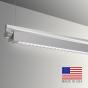 Image 2 of Alcon Gladstone 12160-P-LDI Adjustable LED Pendant Light Fixture - Louvered