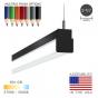 Image 2 of Alcon 12171 Block Linear LED Slim Pendant Light