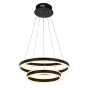 Image 1 of Alcon 12270-2 Redondo Suspended Architectural LED 2 Tier Ring Chandelier