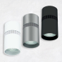 Image 1 of Alcon 12301-4 LED 4-Inch Surface or Suspended Cylinder Light