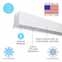 Image 2 of Alcon 12540 Linear UVC Disinfection Light with Antimicrobial Paint