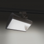 Image 2 of Alcon 13252 Metropolitan LED Wall Wash Architectural Track Light
