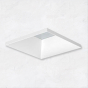 Image 1 of Alcon 14006 Illusione Trimless 3-Inch Architectural Direct LED Recessed Fixture