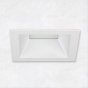 Image 1 of Alcon 14031-1 3-Inch Square Architectural LED Recessed Light