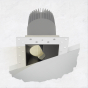 Image 1 of Alcon 14073-WW Illusione 2.5-Inch Architectural LED Wall Wash Square Recessed Light