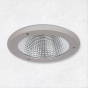 Image 1 of Alcon 14078-6 6-Inch Vandal-Resistant Outdoor LED Recessed Light