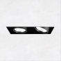 Image 1 of Alcon 14113-2 Oculare Architectural LED Adjustable 2-Head Pull-Down Fixture