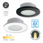 Image 2 of Alcon 14144-R-DIR-WL 2-Inch Wet-Rated Recessed LED Miniature Light