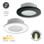 Image 2 of Alcon 14144-R-DIR Recessed 2-Inch Round LED Downlight