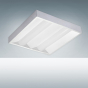 Image 2 of Alcon 14151 Dual Basket LED Troffer   Field-Selectable Wattage and Color Temperature