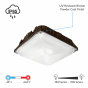 Image 2 of Alcon 16001 Low-Profile High Efficiency LED Canopy Light