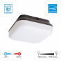Image 2 of Alcon 16006 Surface-Mounted Wet Location Square LED Light