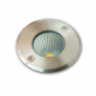 Image 1 of Alcon 9033 Aluminum Outdoor LED 10W Remote Controlled RGBW + 3000K Color Changing Well Light