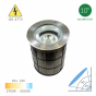 Image 2 of Alcon 9094 Canna Architectural Landscape LED 10 Inch In-Ground Stainless Steel Well Light - 120V~277V