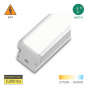 Image 2 of Alcon 14120 In-Ground Linear 1 Inch Recessed Driveway Light