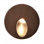 Image 3 of Alcon Lighting 14050 Hackberry Architectural LED Outdoor Recessed Step Light