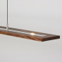 Image 2 of Cerno Vix 07-130 / 07-140 5 Light Direct/Indirect LED Linear Pendant Light
