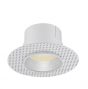 Alcon Lighting 14013-W Illusione 4 Inch Architectural LED Round Trimless Recessed Wall Wash Light Fixture