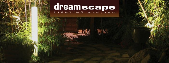 Dreamscape Lighting DLED-47 Illume Classic LED Column Outdoor Luminair with White Acrylic Diffuser