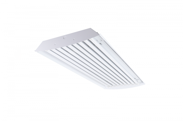 Alcon Lighting 15222-9 Infinum Architectural Commercial LED 9-Lamp Linear High Bay Direct Down Light Fixtures