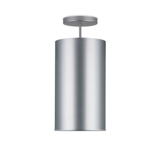 Delray Lighting CP8100 8 Inch Cylinder Vertical Lamp Pendant Downlight