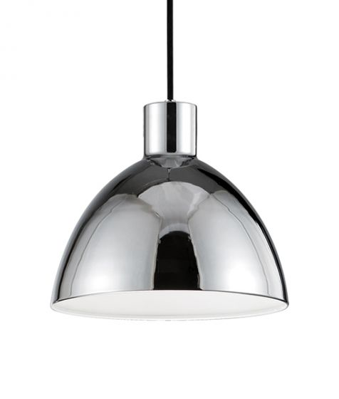 Alcon Lighting 12260 Doma III Architectural LED Contemporary 12 Inch Dome Pendant Mount Direct Down Light Fixture
