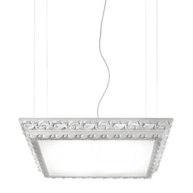 Arte ARTELEDS4SQ LED Square Pendant Light from MASIERO