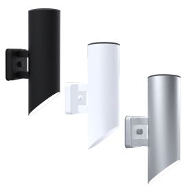 Alcon 11230-DI Architectural Cylindrical Wall-Mounted LED Up/Down Light