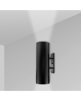 Alcon 11234 Outdoor Architectural Large Wall Cylinder LED Up/Down Light