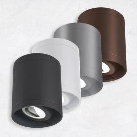 Alcon 11235-ADJ LED Cylinder Adjustable Ceiling Light
