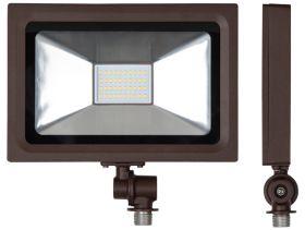 Alcon 11411 Outdoor LED Narrow Profile Floodlight