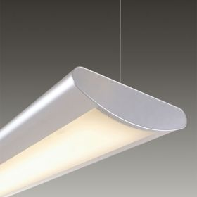 Alcon Lighting 12032 Burlington Architectural LED Linear Pendant Mount Direct Down Light Fixture