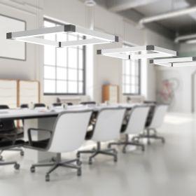 Alcon 12100-44-SQ Architectural Square LED Pendant Light