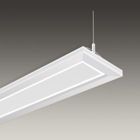 Alcon 12112 Modern Refined LED Pendant Uplight and Downlight