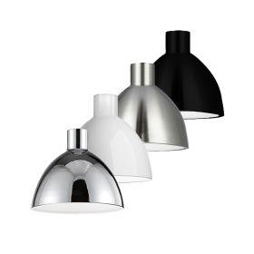Alcon 12260 Doma Architectural LED Contemporary Dome Pendant Mount Direct Down Light Fixture