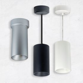 Alcon 12303 Silo Architectural LED 3 Inch Cylinder Light