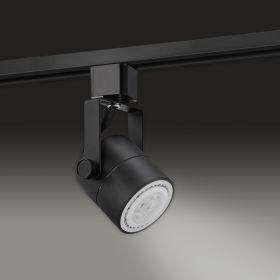 Alcon 13110 Bella Mini Adjustable Swivel LED Cylinder Track Light