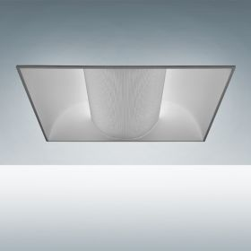 Alcon Lighting 14000 Elite Architectural LED Recessed Center Basket Perforated Direct Light Troffer