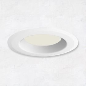 Alcon Escala 14008-6 6-Inch Round LED Recessed Can Light