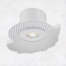 Alcon 14013-P Illusione 4-Inch LED Pinhole Recessed Light