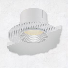 Alcon 14013-W Illusione 4-Inch LED Wall Wash Recessed Light