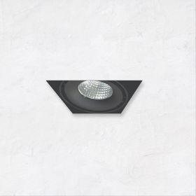 Alcon 14026-1 Oculare 1-Head Trimless Adjustable LED Recessed Light