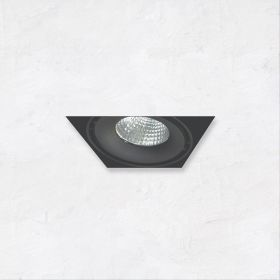 Alcon 14026-1 Oculare 1-Head Trimless Adjustable LED Recessed Light