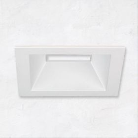 Alcon 14031-2 3-Inch Square Architectural LED Open Reflector Recessed Light