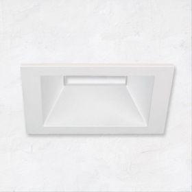 Alcon 14031-2 3-Inch Square Architectural LED Open Reflector Recessed Light